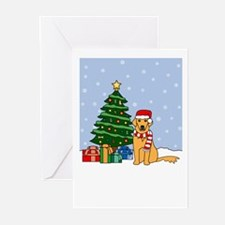 Golden Season's Best Greeting Cards (Pk of 20)