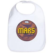 Mars Planet Bib