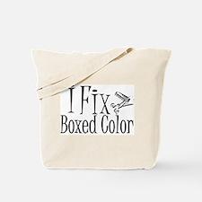 I Fix Boxed Color Tote Bag