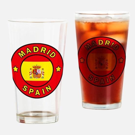 Madrid Drinking Glass