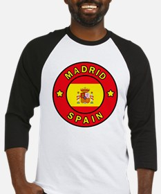 Madrid Baseball Jersey