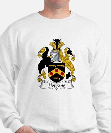 Hopkins Family Crest Sweatshirt