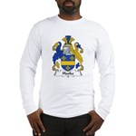 Hooke Family Crest  Long Sleeve T-Shirt
