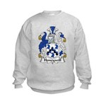 Honeywill Family Crest Kids Sweatshirt