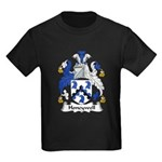 Honeywell Family Crest Kids Dark T-Shirt