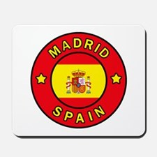 Madrid Mousepad