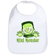 Mini Monster Bib