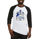Holtby Family Crest Baseball Jersey