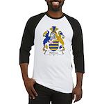 Holmes Family Crest Baseball Jersey