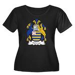 Holmes Family Crest Women's Plus Size Scoop Neck D