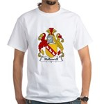 Hollowell Family Crest White T-Shirt