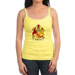 Hollowell Family Crest Jr. Spaghetti Tank