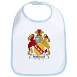 Hollowell Family Crest Bib