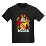 Hollowell Family Crest Kids Dark T-Shirt