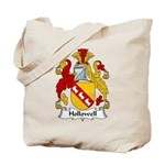 Hollowell Family Crest Tote Bag