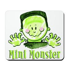 Mini Monster Mousepad