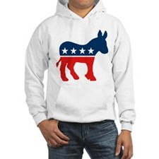 Unique Democrat donkey Hoodie