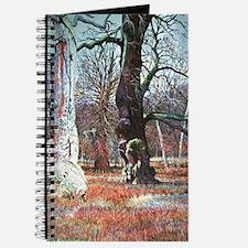 Sherwood Forest,. Robin Hood, England Journal