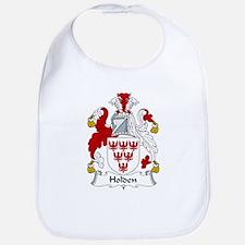 Holden Family Crest Bib