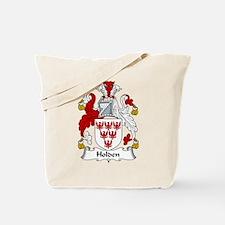 Holden Family Crest Tote Bag