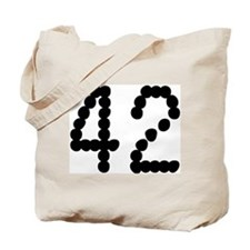 42 - Life, The Universe & Everything Tote Bag