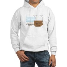 Porch and sweet tea Hoodie