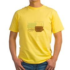 Porch and sweet tea T-Shirt