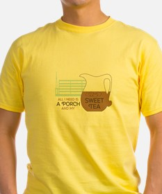 Porch and sweet tea T-Shirt
