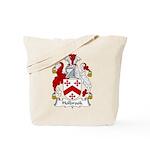 Holbrook Family Crest Tote Bag