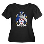 Hoggart Family Crest Women's Plus Size Scoop Neck