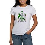 Hodgkins Family Crest Women's T-Shirt