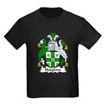 Hodgkins Family Crest Kids Dark T-Shirt