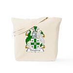 Hodgkins Family Crest Tote Bag