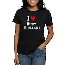 I love RUDY GIULIANI Tee