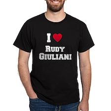 I love RUDY GIULIANI T-Shirt