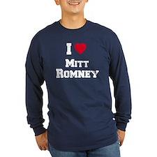 I love Mitt Romney T
