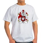 Hoar Family Crest Light T-Shirt