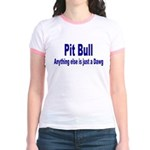 Just Dawg Jr. Ringer T-shirt