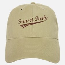 Sunset Park Brooklyn Baseball Baseball Cap