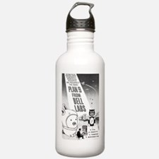 plan9 from bell labs Water Bottle