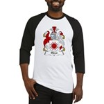 Hirst Family Crest Baseball Jersey