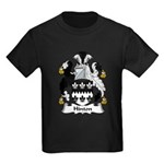 Hinton Family Crest Kids Dark T-Shirt