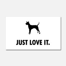Thai Ridgeback Car Magnet 20 x 12