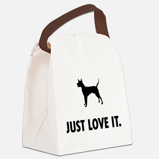 Thai Ridgeback Canvas Lunch Bag