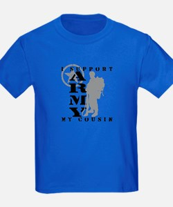 I Support My Cousin 2 - ARMY T