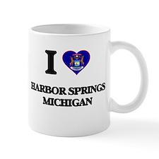 I love Harbor Springs Michigan Mugs