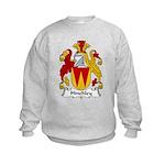 Hinchley Family Crest Kids Sweatshirt