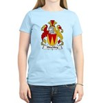 Hinchley Family Crest Women's Light T-Shirt