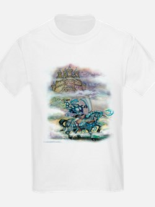 Unique Medieval knight T-Shirt