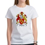 Hillman Family Crest Women's T-Shirt
